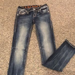Rock revival jeans like new